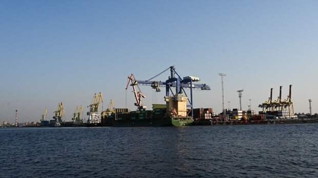 Главный конкурент украинских портов увеличил грузооборот в десятки раз