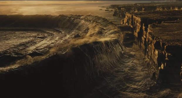 Море в пустыни Гоби: древний дом Сынов Бога