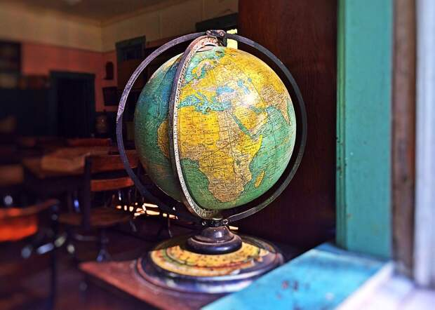 Тест по географии: под силу ли вам узнать страну по ее очертаниям?
