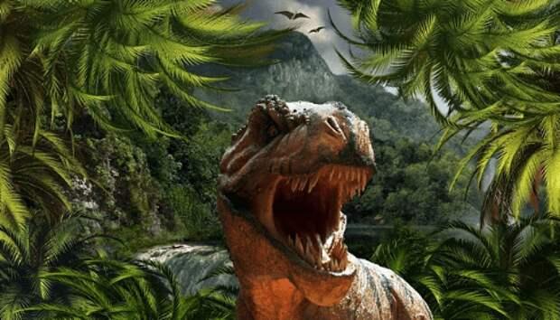 Парк юрского периода могут создать уже через 10-15 лет