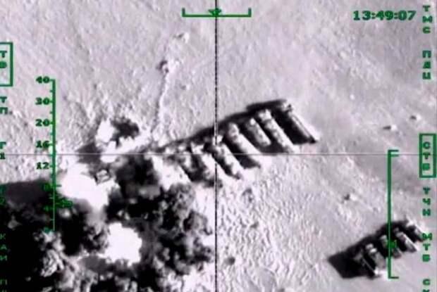 Контрабанда нефти: Американцы осознанно подставляются под удары ВКС РФ в Сирии