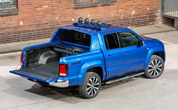 Volkswagen Amarok V6 Aventura: всё включено