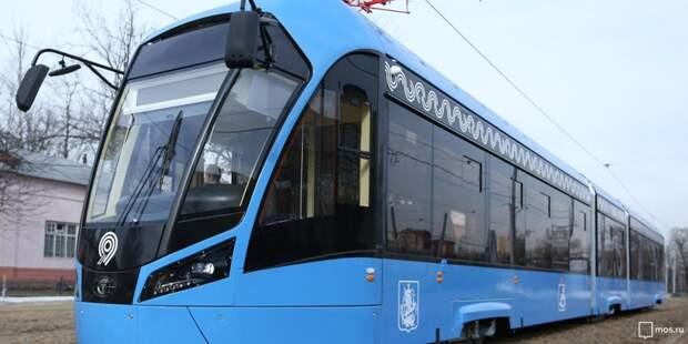 Трамвай №30 не будет ходить на ближайших выходных