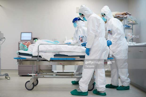 О том, как в России скрывают смерти от коронавируса