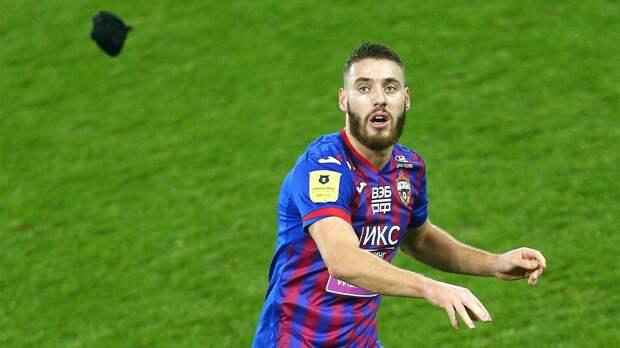 Влашич рассказал, где хотел бы продолжить карьеру в случае ухода из ЦСКА