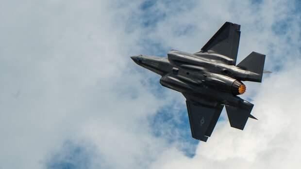 Появление истребителей F-35 на Балтике не изменит расклад сил в регионе