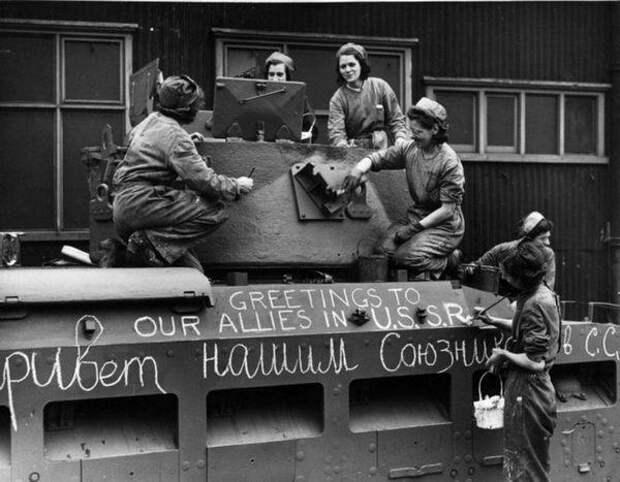 Ленд-лиз: какую помощь СССР на самом деле оказали союзники