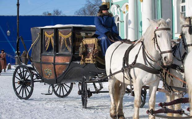 Таксисты-мигранты, платные дороги, каршеринг... — всё это уже было в царской России