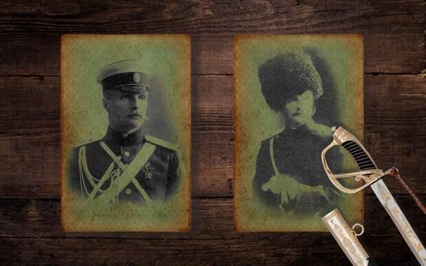 Павел Скоропадский в 1905 и 1904 гг. Коллаж © L!FE Фото: © Wikipedia.org