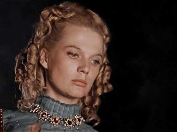 Самые красивые советские актрисы: Ингрида Андриня