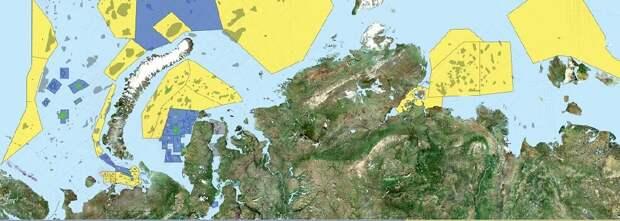 За новыми крупными нефтяными месторождениями придется идти в Арктику и Восточную Сибирь