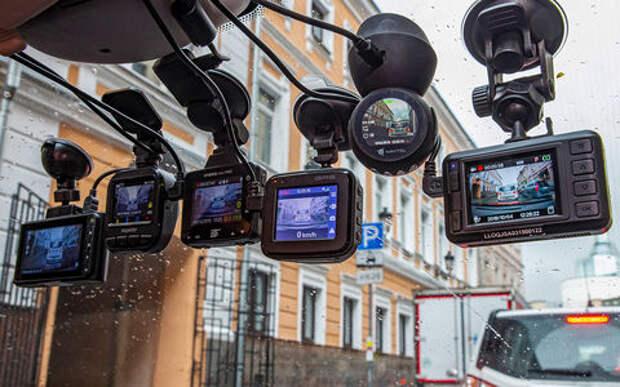 Тест шести новых видеорегистраторов: за 3 тысячи и за 6
