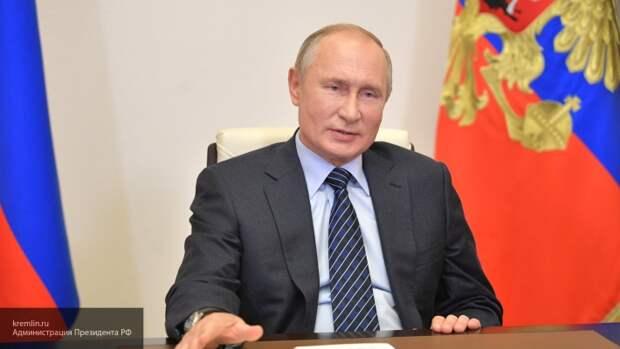 Путин на примере обезьяны объяснил, почему российская вакцина лучше британской