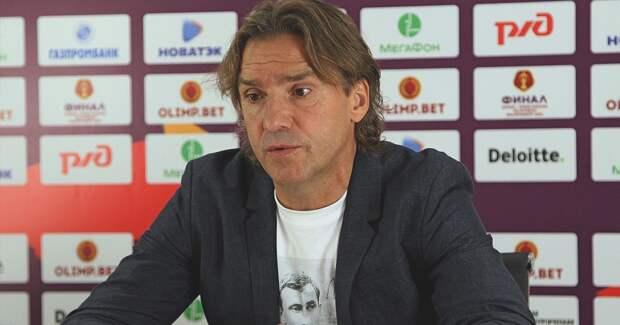 «Химки» мирно расстались с тренером Сергеем Юраном