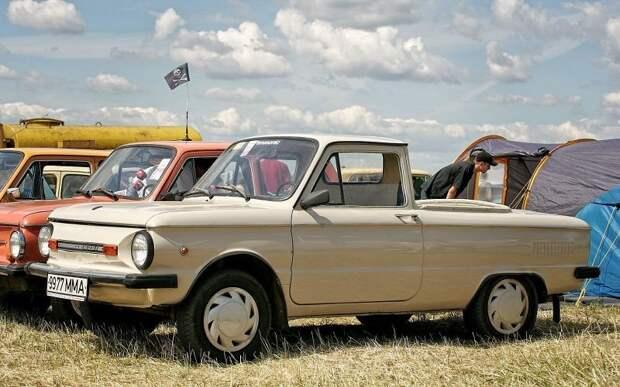 Самые необычные и интересные автомобили сделанные в СССР