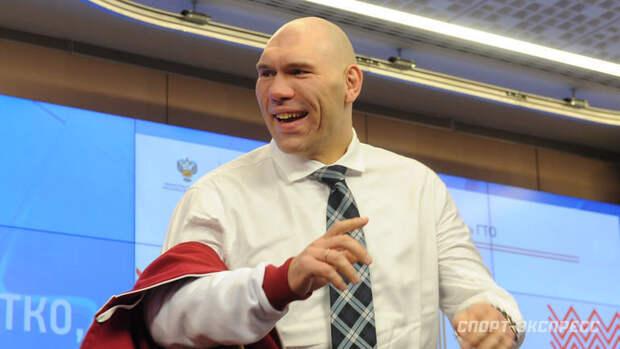 Николай Валуев возглавил попечительский совет регбийного клуба «Слава»