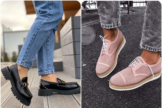 Какие туфли будут украшать ножки модниц весной 2021