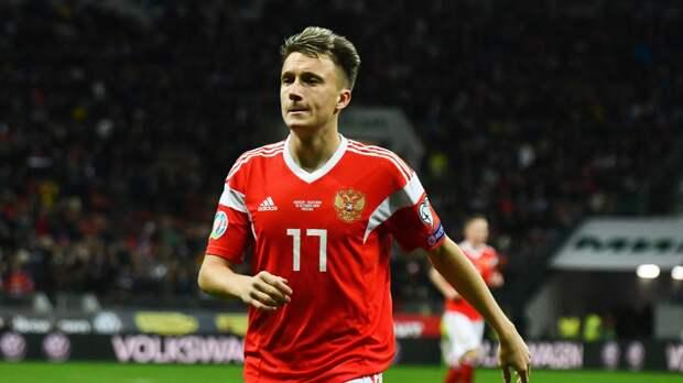 Головин оценил шансы сборной России успешно выступить на чемпионате Европы
