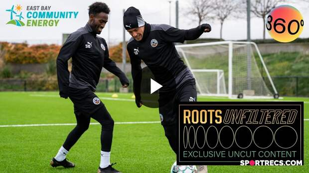 ROOTS UNFILTERED 360° Presented by EBCE | Two Touch and Coffee & Donuts