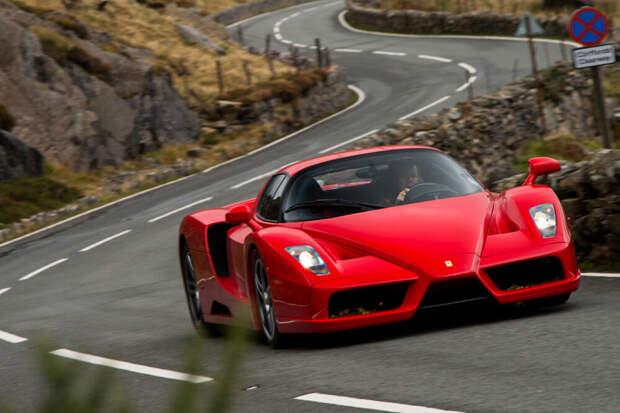 15 лучших Ferrari всех времен