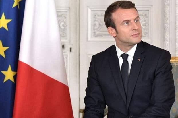 Макрон прокомментировал данные СМИ о шпионаже США и Дании за лидерами ЕС