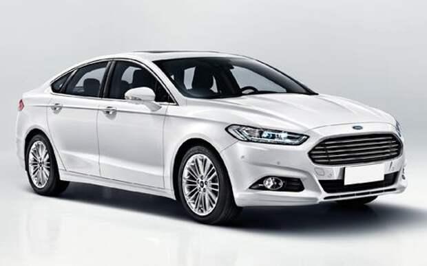 Ford отзывает в России «слепнущие» Mondeo