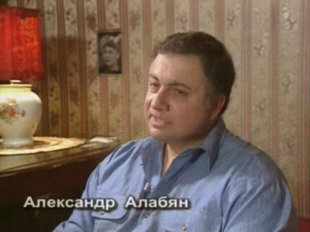 Сын Целиковской и Алабяна