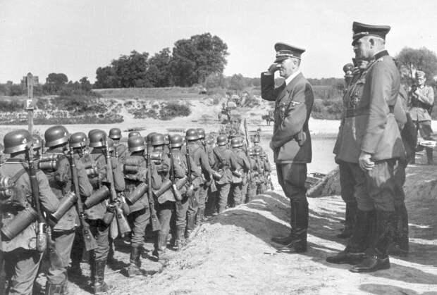 Стратегия Гитлера. Почему фюрер не боялся войны на два фронта