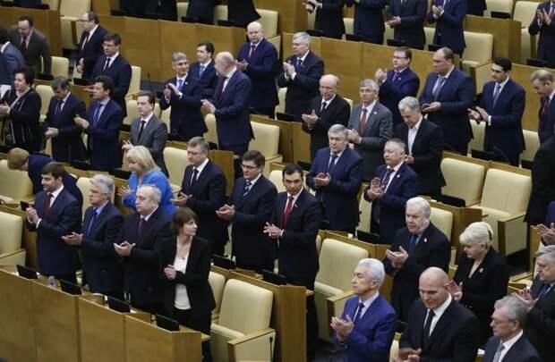 В Госдуму внесен законопроект о бесплатной раздаче водки населению