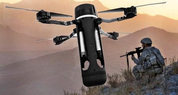 Боевые дроны из Австралии