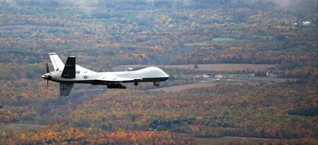 США атаковали грузовик с продовольствием в сирийской провинции Дейр эз-Зор