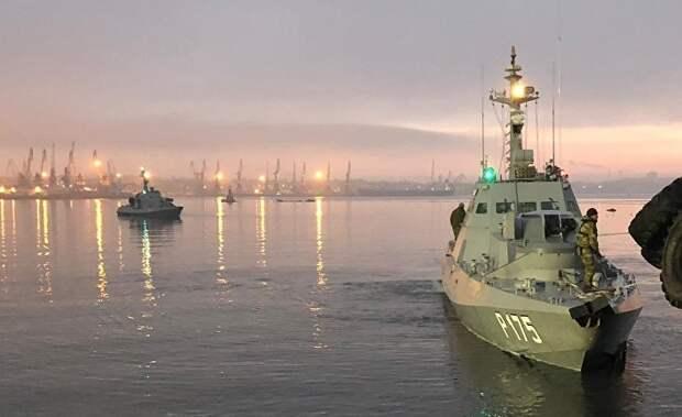 Российская блокада Азовского моря: прорвут ли ее корабли НАТО? (Advance, Хорватия)
