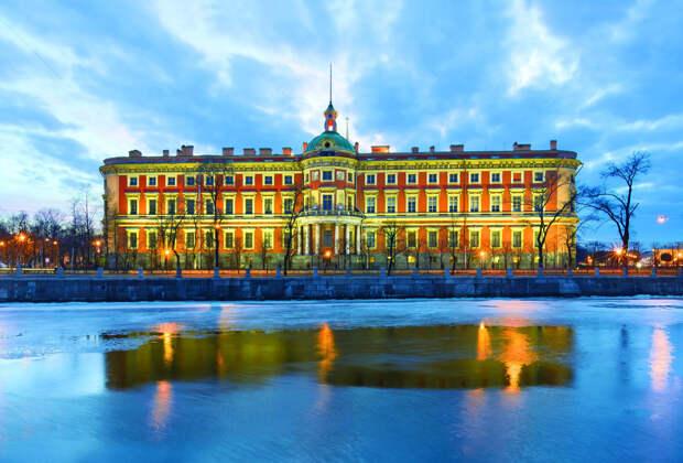 Михайловский замок и его призраки