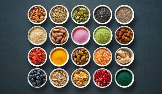 Суперфуды —что это такое? Топ-20 самых полезных продуктов в мире