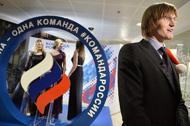 Лукич будет готовить сборную России по баскетболу