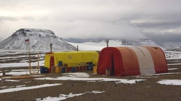 Российские полярники отметят 21 мая профессиональный праздник