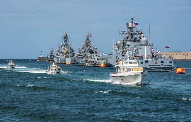 ВМФ получит около 40 боевых кораблей и судов в 2021 году
