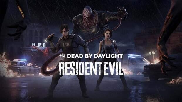 Популярная игра Dead by Daylight получит кроссовер с Resident Evil