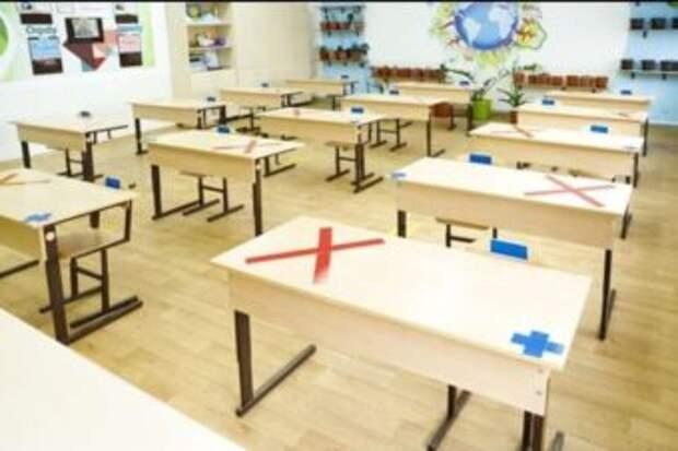 В Шымкенте сначала года зарегистрировано 509 случаев COVID-19 среди школьников