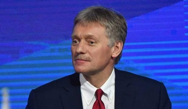 В Кремле заявили о дефиците суверенитета на Украине