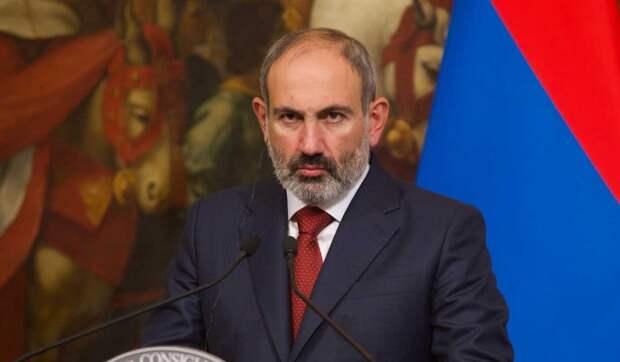 """""""Я не цепляюсь за кресло"""": премьер-министр Армении Пашинян готов уйти в отставку"""