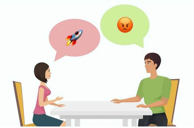О чём нельзя разговаривать с мужчиной: 5 правил