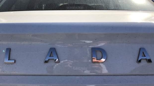 АвтоВАЗ показал хэтчбек Lada Vesta не подлежащий продаже