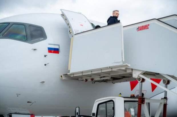 Из Магнитогорска пустят самолеты до Екатеринбурга