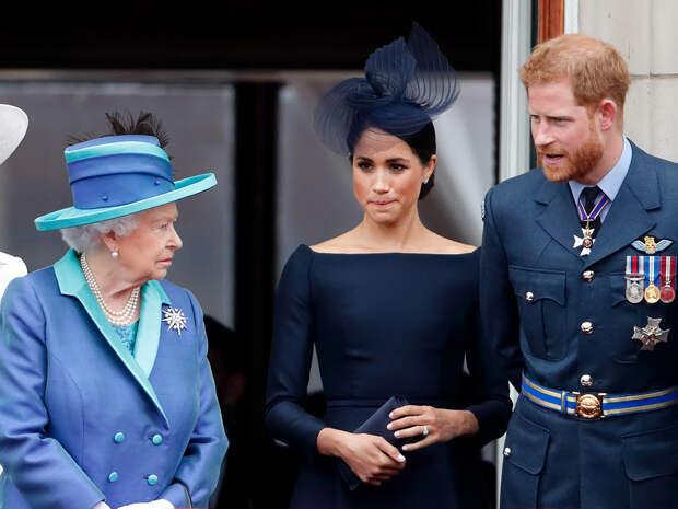 Выбор имени дочери Меган Маркл и принца Гарри