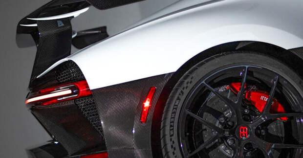 Посмотрите первый Bugatti Chiron Pur Sport за 3,6 миллиона долларов в США