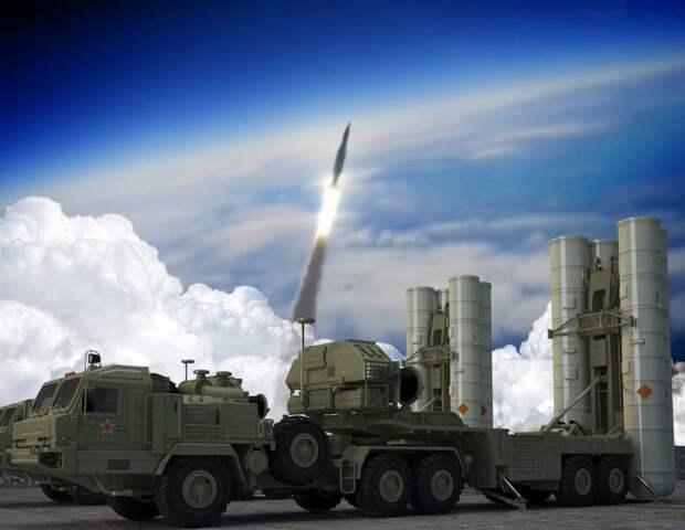 Зенитный комплекс С-500 прошел войсковые испытания