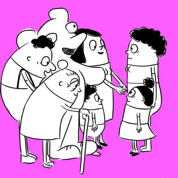 Почему не надо заставлять ребенка обнимать и целовать родственников