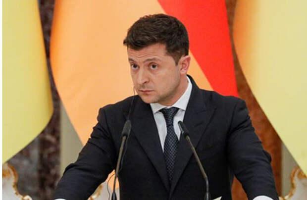 На Украине назвали три главных провала Зеленского