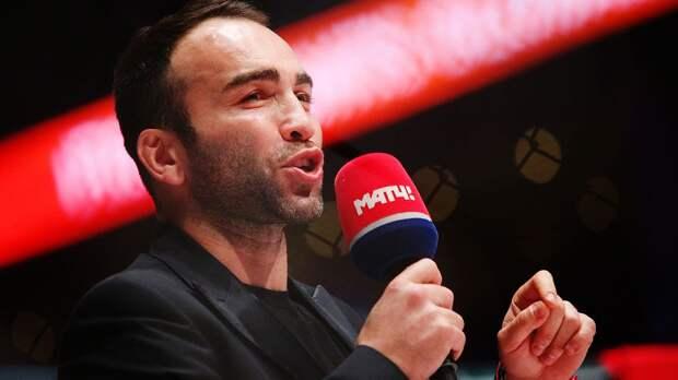 Гаджиев назвал причину переноса турнира AMC Fight Nights 100